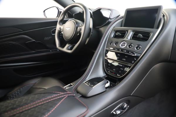 New 2021 Aston Martin DBS Superleggera 007 for sale $391,211 at Alfa Romeo of Westport in Westport CT 06880 17