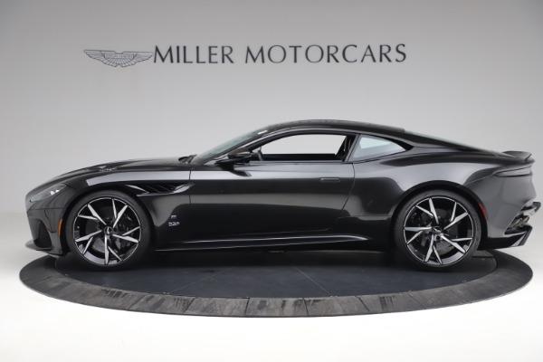 New 2021 Aston Martin DBS Superleggera 007 for sale $391,211 at Alfa Romeo of Westport in Westport CT 06880 2