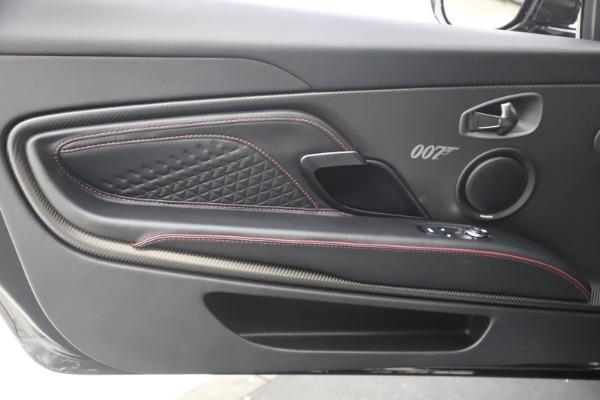 New 2021 Aston Martin DBS Superleggera 007 for sale $391,211 at Alfa Romeo of Westport in Westport CT 06880 20