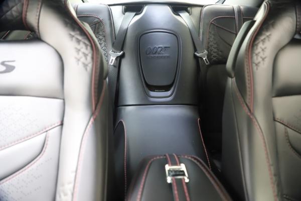 New 2021 Aston Martin DBS Superleggera 007 for sale $391,211 at Alfa Romeo of Westport in Westport CT 06880 22