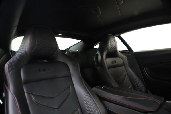 New 2021 Aston Martin DBS Superleggera 007 for sale $391,211 at Alfa Romeo of Westport in Westport CT 06880 23