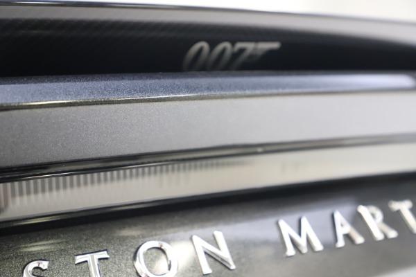 New 2021 Aston Martin DBS Superleggera 007 for sale $391,211 at Alfa Romeo of Westport in Westport CT 06880 25