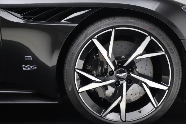 New 2021 Aston Martin DBS Superleggera 007 for sale $391,211 at Alfa Romeo of Westport in Westport CT 06880 27