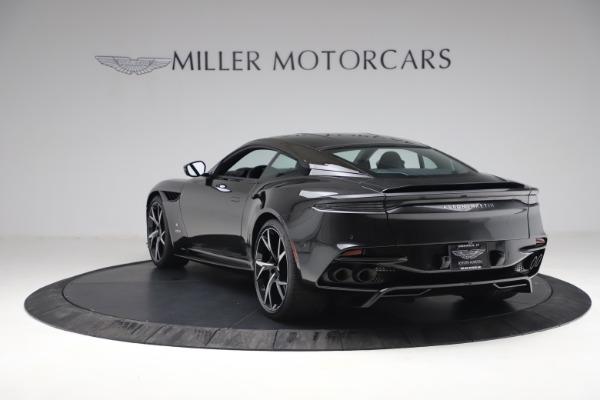 New 2021 Aston Martin DBS Superleggera 007 for sale $391,211 at Alfa Romeo of Westport in Westport CT 06880 4