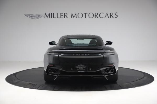 New 2021 Aston Martin DBS Superleggera 007 for sale $391,211 at Alfa Romeo of Westport in Westport CT 06880 5