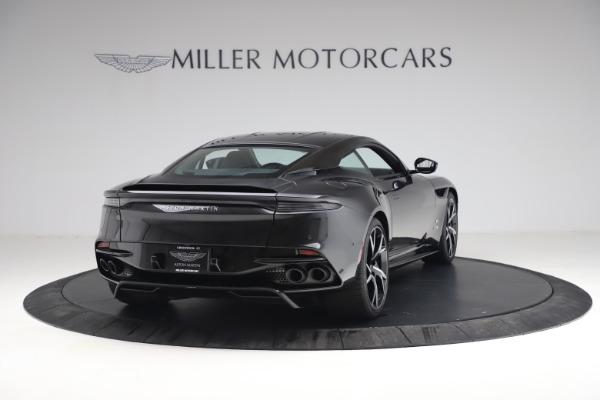 New 2021 Aston Martin DBS Superleggera 007 for sale $391,211 at Alfa Romeo of Westport in Westport CT 06880 6