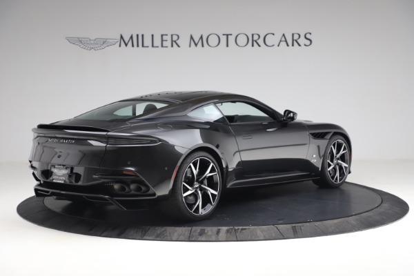 New 2021 Aston Martin DBS Superleggera 007 for sale $391,211 at Alfa Romeo of Westport in Westport CT 06880 7
