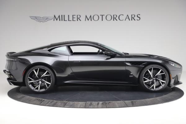 New 2021 Aston Martin DBS Superleggera 007 for sale $391,211 at Alfa Romeo of Westport in Westport CT 06880 8