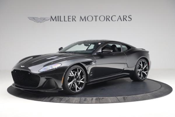 New 2021 Aston Martin DBS Superleggera 007 for sale $391,211 at Alfa Romeo of Westport in Westport CT 06880 1