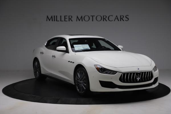 New 2021 Maserati Ghibli SQ4 for sale $85,804 at Alfa Romeo of Westport in Westport CT 06880 12
