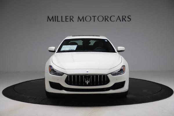 New 2021 Maserati Ghibli SQ4 for sale $85,804 at Alfa Romeo of Westport in Westport CT 06880 13