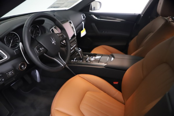 New 2021 Maserati Ghibli SQ4 for sale $85,804 at Alfa Romeo of Westport in Westport CT 06880 14