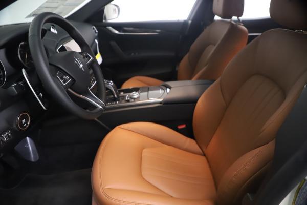 New 2021 Maserati Ghibli SQ4 for sale $85,804 at Alfa Romeo of Westport in Westport CT 06880 15