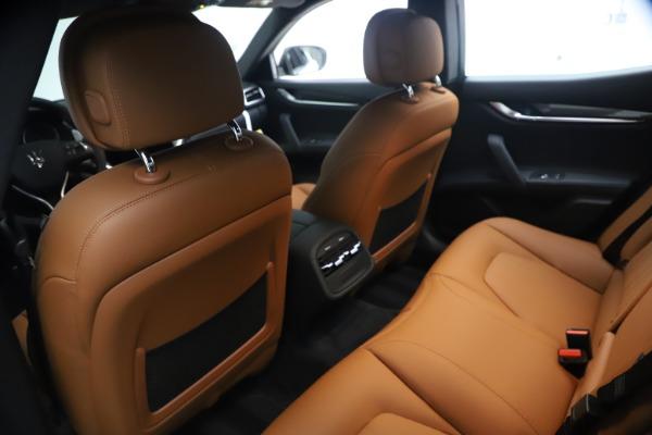 New 2021 Maserati Ghibli SQ4 for sale $85,804 at Alfa Romeo of Westport in Westport CT 06880 19