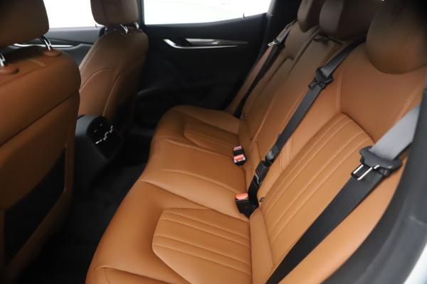 New 2021 Maserati Ghibli SQ4 for sale $85,804 at Alfa Romeo of Westport in Westport CT 06880 20