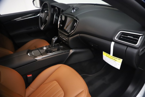 New 2021 Maserati Ghibli SQ4 for sale $85,804 at Alfa Romeo of Westport in Westport CT 06880 23