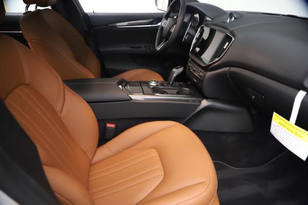 New 2021 Maserati Ghibli SQ4 for sale $85,804 at Alfa Romeo of Westport in Westport CT 06880 24