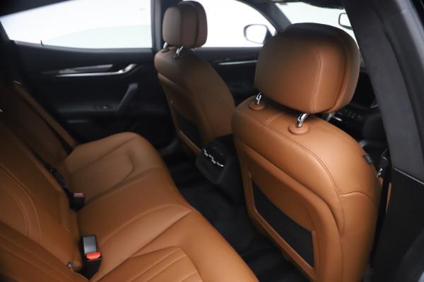 New 2021 Maserati Ghibli SQ4 for sale $85,804 at Alfa Romeo of Westport in Westport CT 06880 26