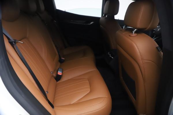 New 2021 Maserati Ghibli SQ4 for sale $85,804 at Alfa Romeo of Westport in Westport CT 06880 27