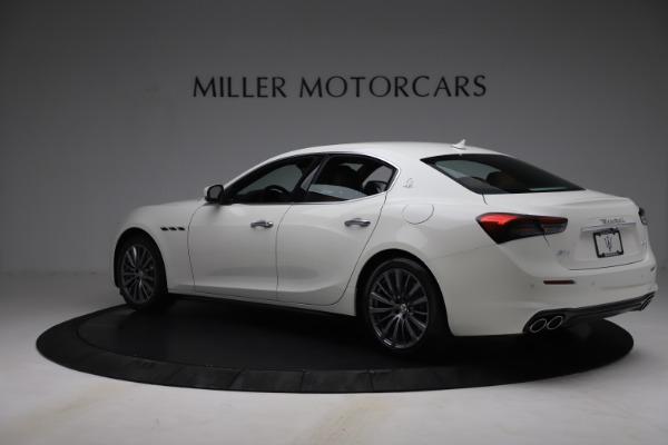 New 2021 Maserati Ghibli SQ4 for sale $85,804 at Alfa Romeo of Westport in Westport CT 06880 4