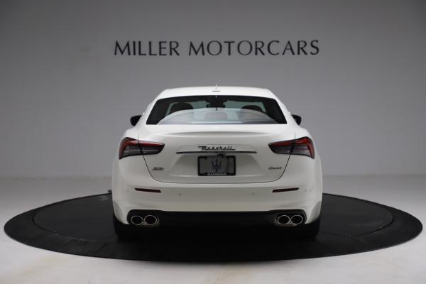 New 2021 Maserati Ghibli SQ4 for sale $85,804 at Alfa Romeo of Westport in Westport CT 06880 6