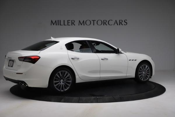New 2021 Maserati Ghibli SQ4 for sale $85,804 at Alfa Romeo of Westport in Westport CT 06880 8
