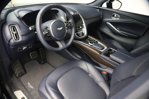 New 2021 Aston Martin DBX for sale $195,786 at Alfa Romeo of Westport in Westport CT 06880 13