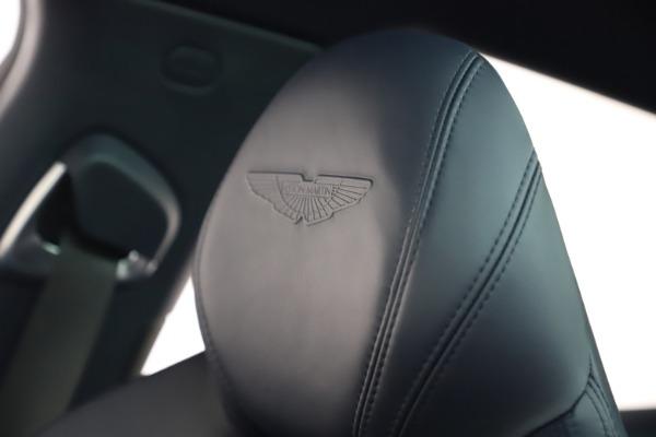 New 2021 Aston Martin DBX for sale $195,786 at Alfa Romeo of Westport in Westport CT 06880 16