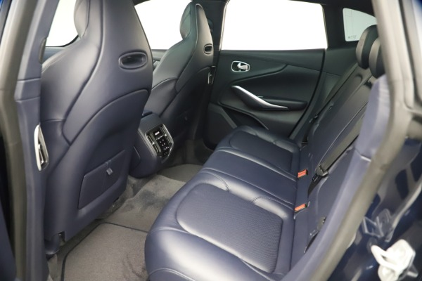 New 2021 Aston Martin DBX for sale $195,786 at Alfa Romeo of Westport in Westport CT 06880 18