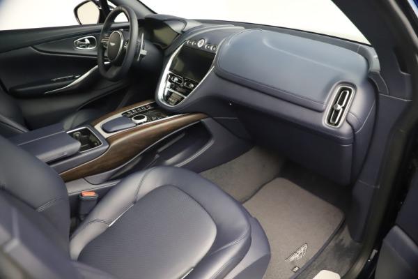 New 2021 Aston Martin DBX for sale $195,786 at Alfa Romeo of Westport in Westport CT 06880 20