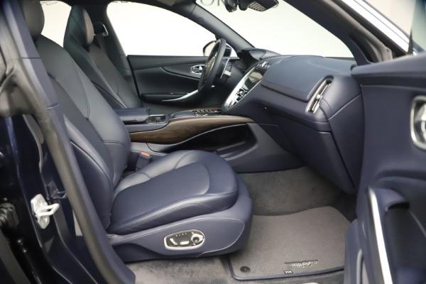 New 2021 Aston Martin DBX for sale $195,786 at Alfa Romeo of Westport in Westport CT 06880 21