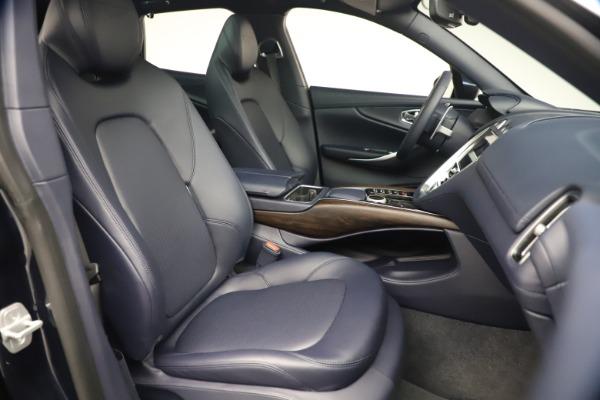 New 2021 Aston Martin DBX for sale $195,786 at Alfa Romeo of Westport in Westport CT 06880 22