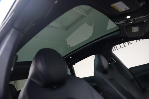 New 2021 Aston Martin DBX for sale $195,786 at Alfa Romeo of Westport in Westport CT 06880 23