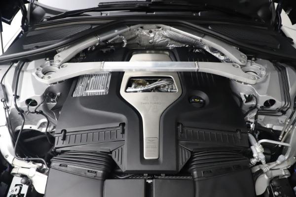 New 2021 Aston Martin DBX for sale $195,786 at Alfa Romeo of Westport in Westport CT 06880 25
