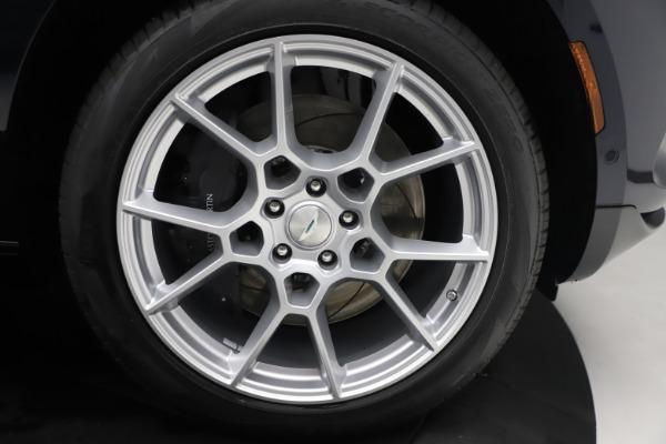 New 2021 Aston Martin DBX for sale $195,786 at Alfa Romeo of Westport in Westport CT 06880 27