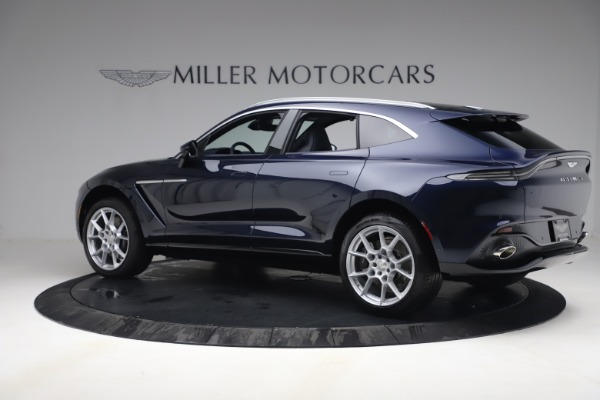 New 2021 Aston Martin DBX for sale $195,786 at Alfa Romeo of Westport in Westport CT 06880 3
