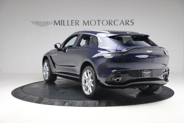 New 2021 Aston Martin DBX for sale $195,786 at Alfa Romeo of Westport in Westport CT 06880 4
