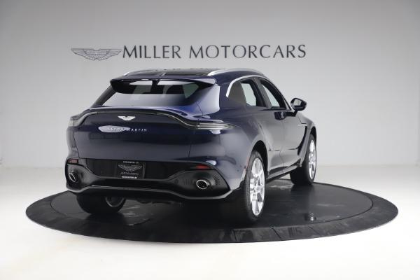 New 2021 Aston Martin DBX for sale $195,786 at Alfa Romeo of Westport in Westport CT 06880 6