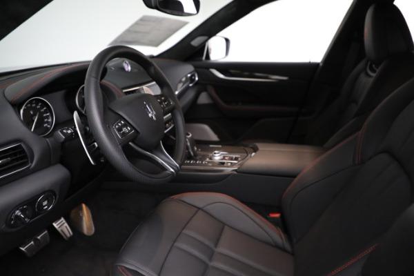 New 2021 Maserati Levante GTS for sale $138,385 at Alfa Romeo of Westport in Westport CT 06880 14