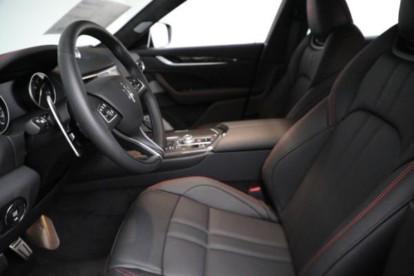 New 2021 Maserati Levante GTS for sale $138,385 at Alfa Romeo of Westport in Westport CT 06880 15