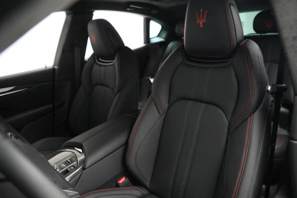 New 2021 Maserati Levante GTS for sale $138,385 at Alfa Romeo of Westport in Westport CT 06880 16