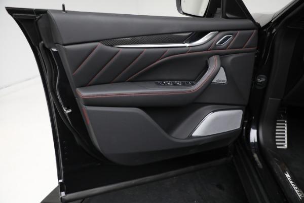 New 2021 Maserati Levante GTS for sale $138,385 at Alfa Romeo of Westport in Westport CT 06880 17