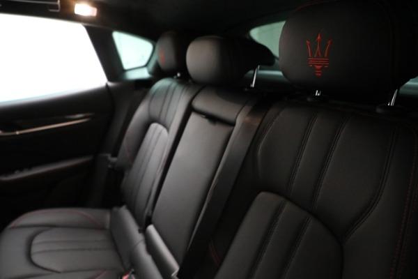 New 2021 Maserati Levante GTS for sale $138,385 at Alfa Romeo of Westport in Westport CT 06880 18