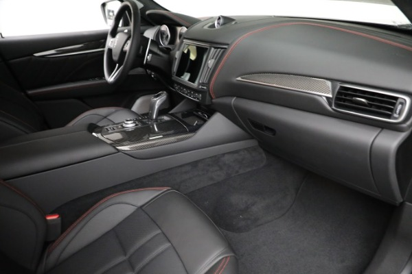 New 2021 Maserati Levante GTS for sale $138,385 at Alfa Romeo of Westport in Westport CT 06880 20