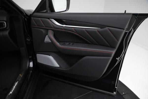 New 2021 Maserati Levante GTS for sale $138,385 at Alfa Romeo of Westport in Westport CT 06880 22