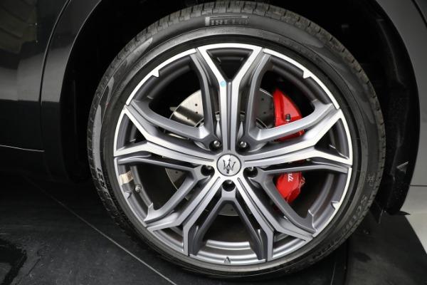 New 2021 Maserati Levante GTS for sale $138,385 at Alfa Romeo of Westport in Westport CT 06880 24