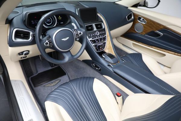 Used 2019 Aston Martin DB11 Volante for sale $209,900 at Alfa Romeo of Westport in Westport CT 06880 13