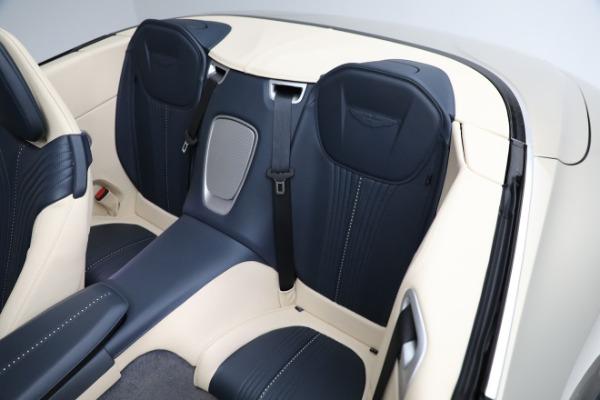 Used 2019 Aston Martin DB11 Volante for sale $209,900 at Alfa Romeo of Westport in Westport CT 06880 17