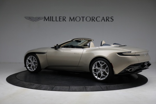 Used 2019 Aston Martin DB11 Volante for sale $209,900 at Alfa Romeo of Westport in Westport CT 06880 3