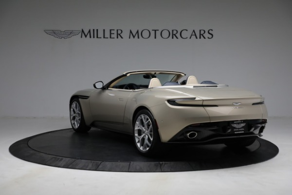 Used 2019 Aston Martin DB11 Volante for sale $209,900 at Alfa Romeo of Westport in Westport CT 06880 4